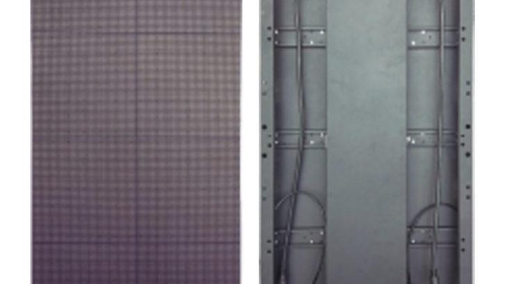【LEDサイネージ】加圧センサー付き床用LEDパネル